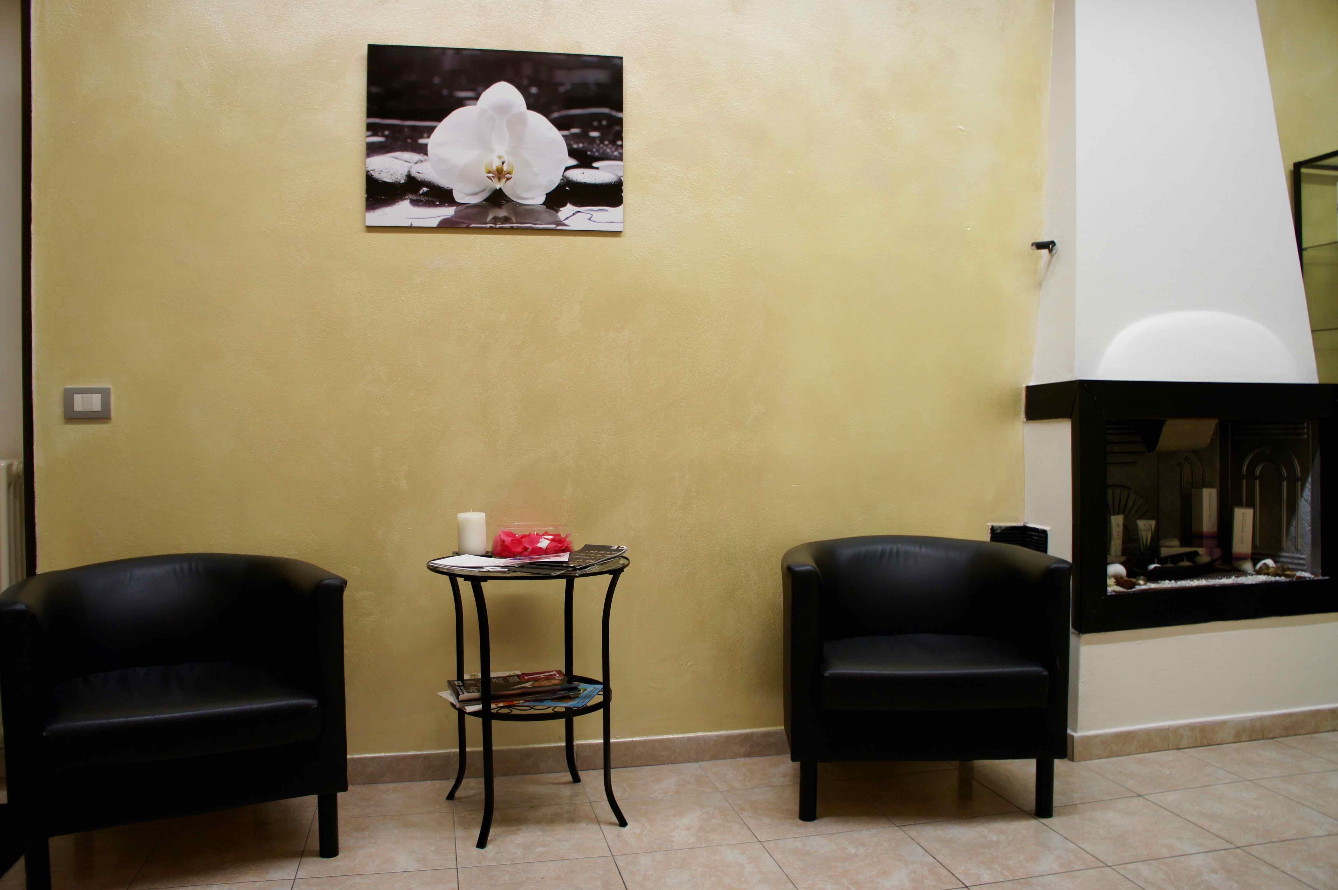 Ingresso sala d'attesa